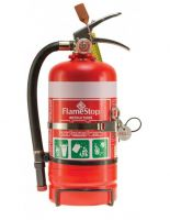 FlameStop 2.5kg ABE Powder Type Portable Fire Extinguisher